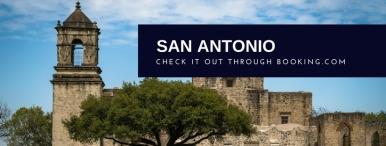 San Antonio Booking