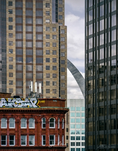 Photo Sliver of Arch