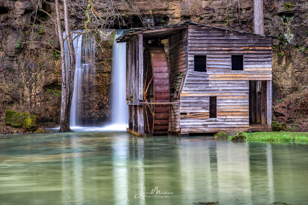 Photo of Falling Springs Mill