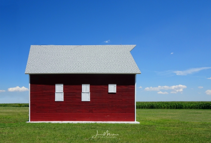Photo Simple Barn
