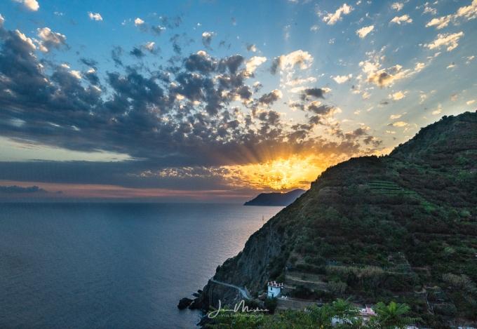 Photo Italian Sunset