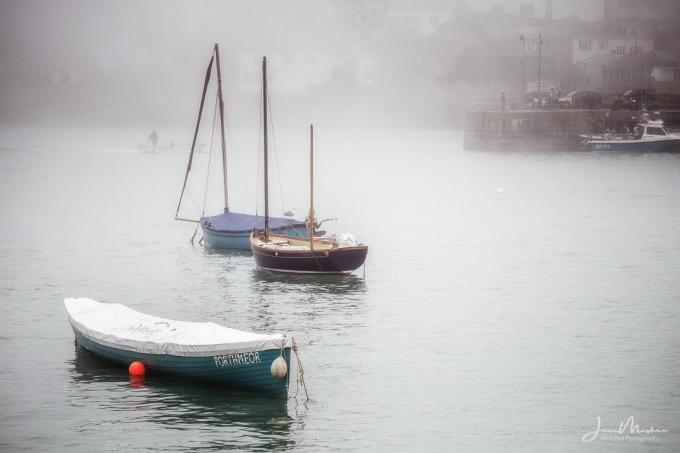 Photo Sea Fog St. Ives