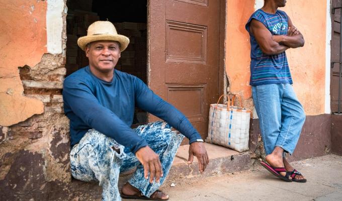 The Streets ofCuba