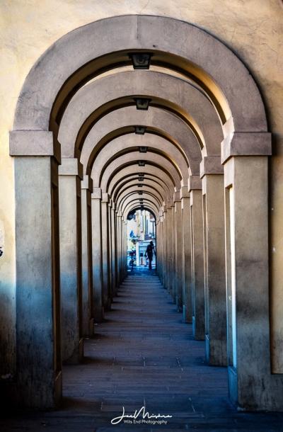 Photo Street By Ponte Vecchio