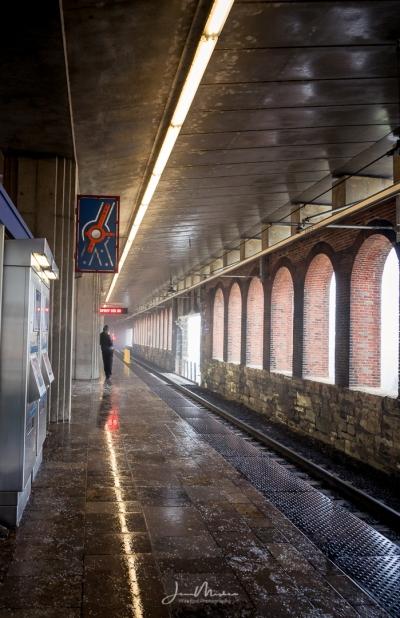 Photo Metro Winter