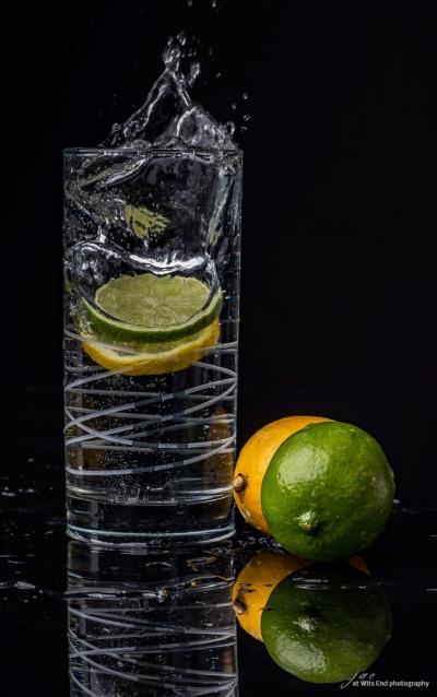 Photo Lemon Lime Splash