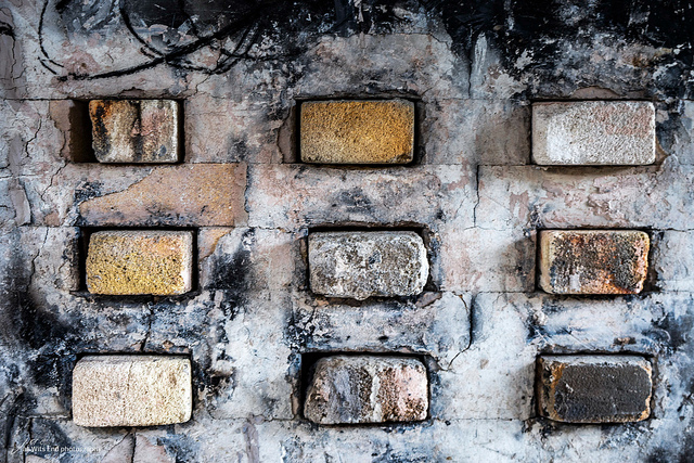 Photo Brick Layers