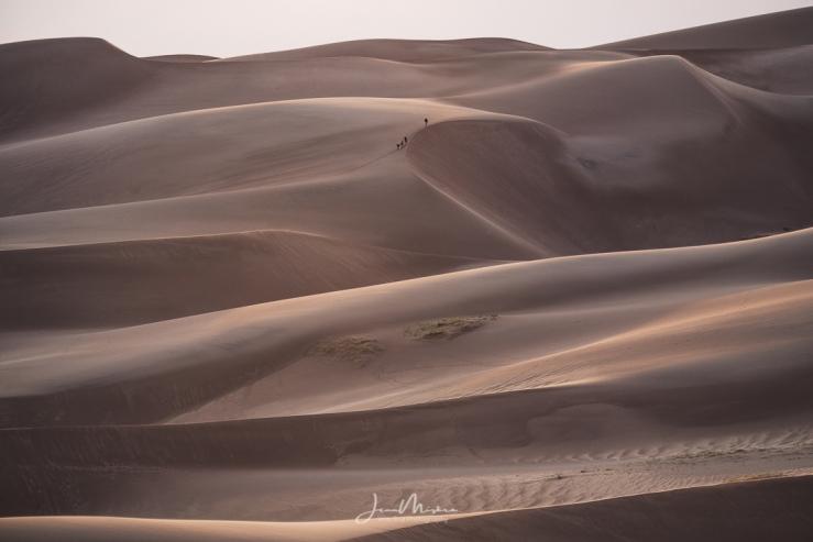 Photo Trekking Sand Dunes