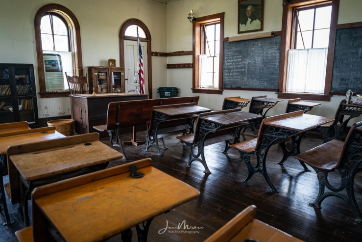 Photo Old Schoolhouse