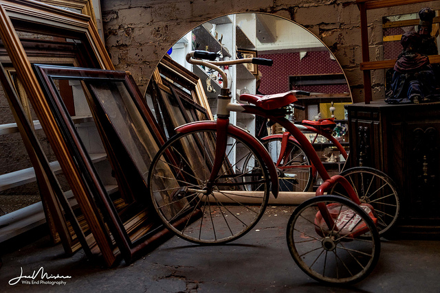 Photo Vintage Cycle
