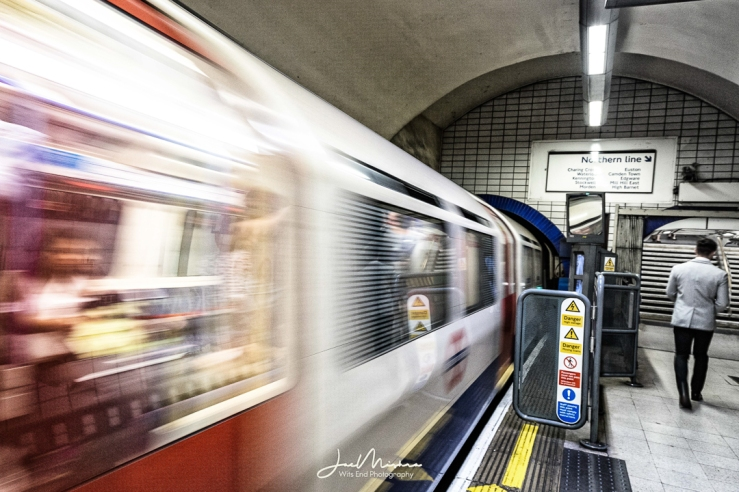 On the Northern Line