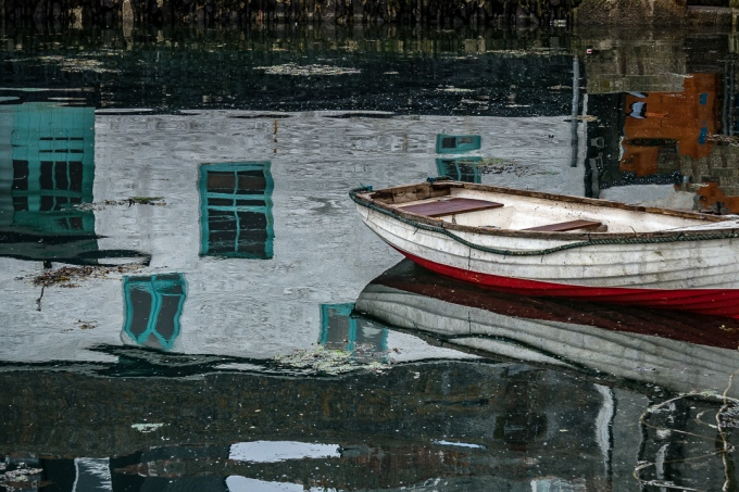 Reflections of Waterfront