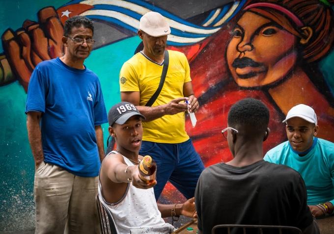 Photo Cuba Dominos