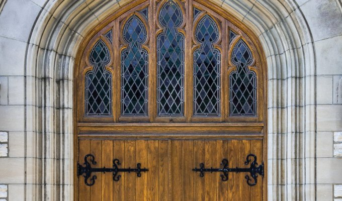 Weekly Challenge: Photograph When One DoorCloses….