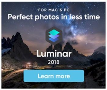 Luminar 300250
