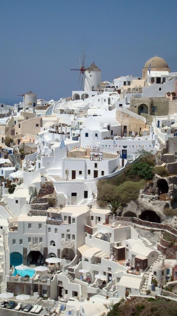 Oia Greece Santorini