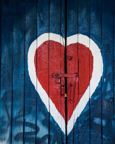 Love door