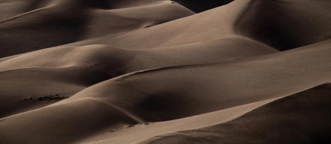 Sand dunes Colorado