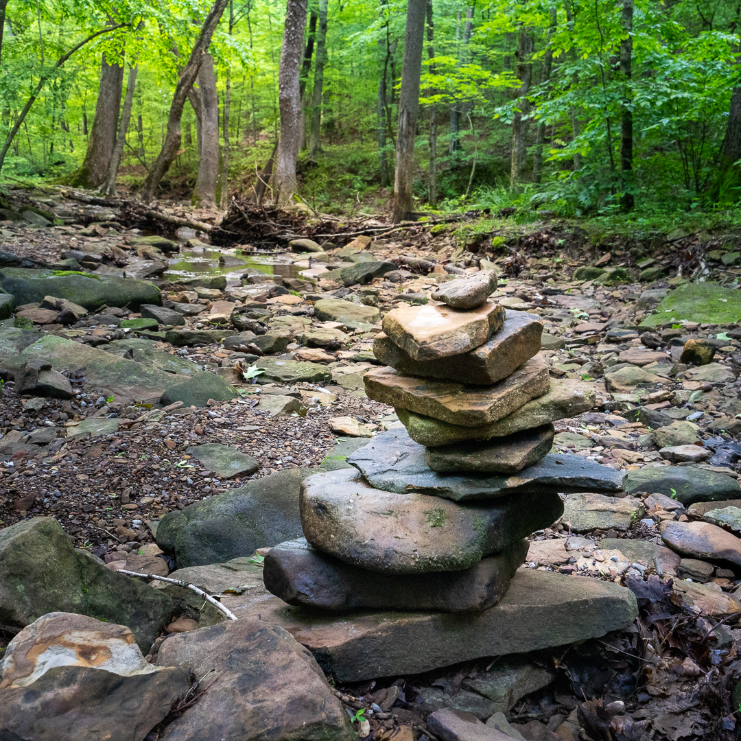 cairn shawnee national forest