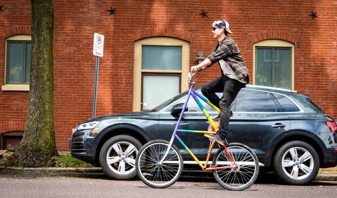 Weekly Photo Challenge:Wheels